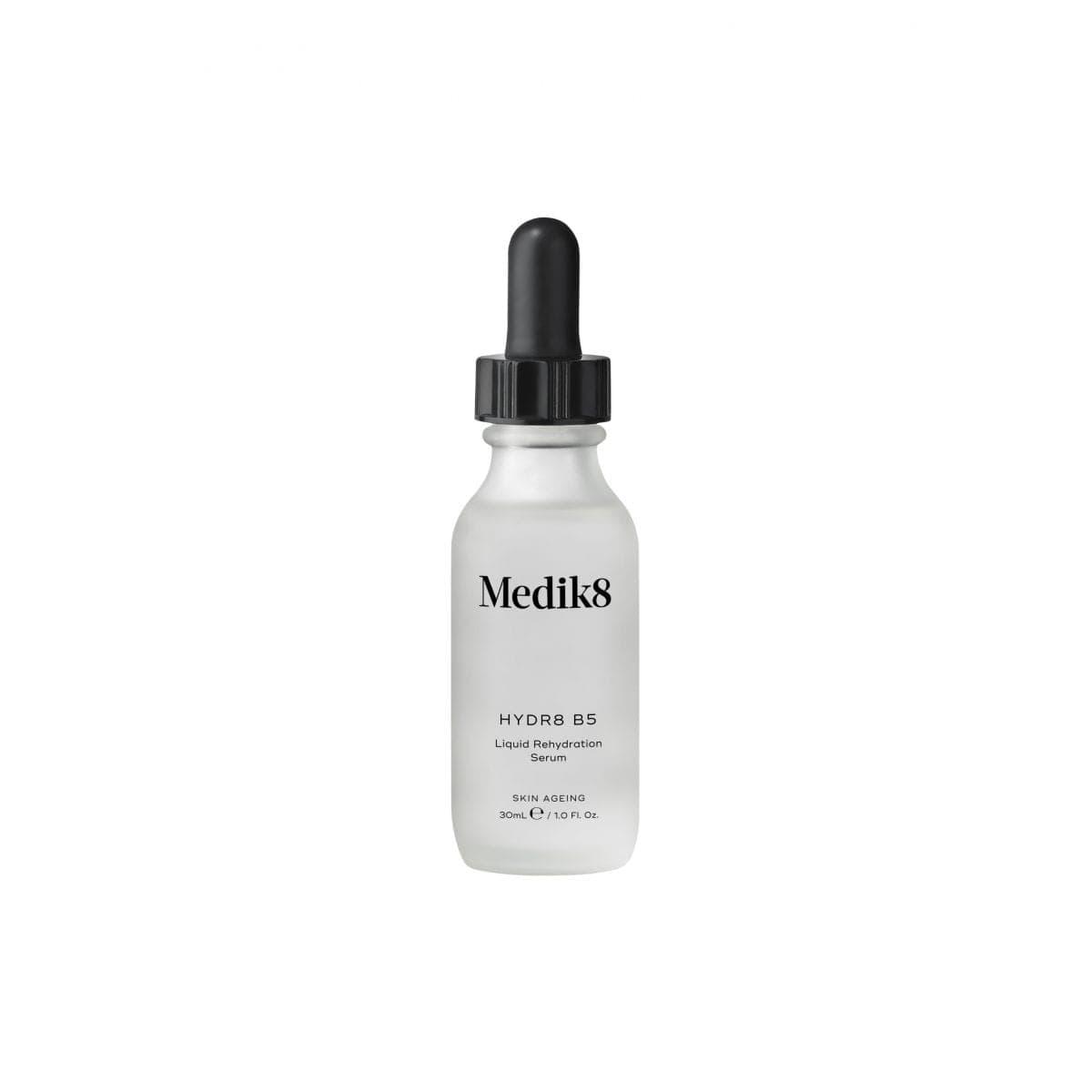 Hydrating skin serum from Medik8 with hyaluronic acid