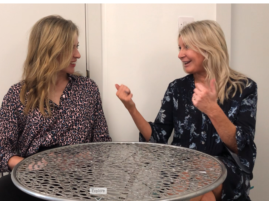 Alice Meets: Sharon Bennett