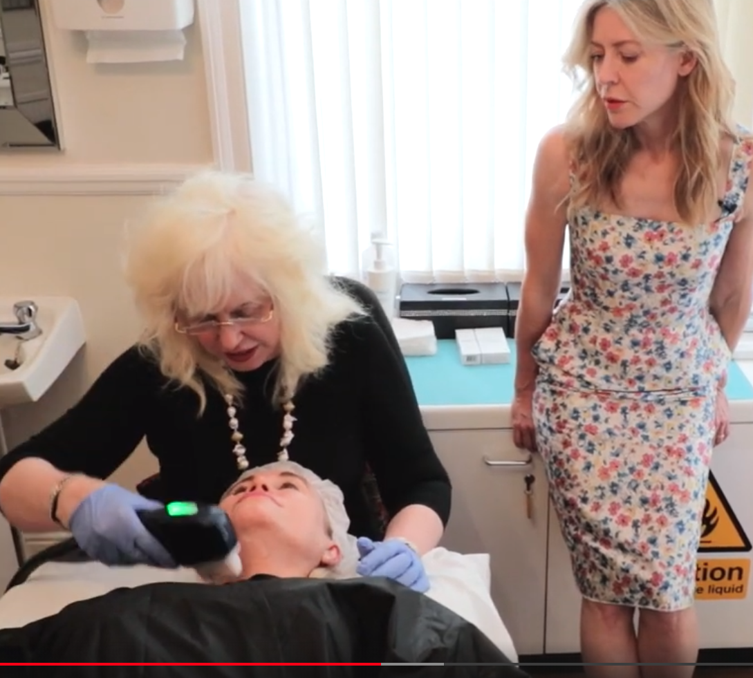 TOTW: Ep 7, Lifting the face with Ultracel, with Dr Rita Rakus
