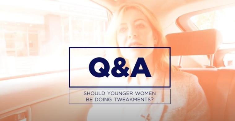 Should young women be having tweakments?